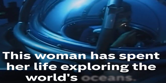 Dr Sylvia Earle's warning