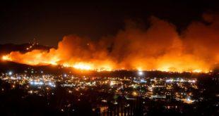 Australia wildfires: Devastating blazes pushing global CO2 levels to record high
