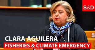 Clara Aguilera on Fisheries and Climate Emergency