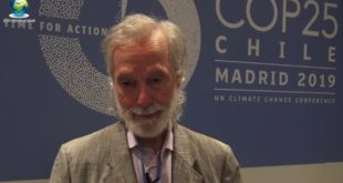 """Dr Peter Carter: summarising the lack of """"climate emergency"""" at #COP25"""