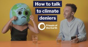 How to talk to climate change deniers