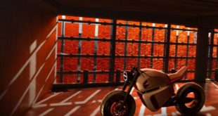 NAWA reveals hybrid electric motorcycle at CES 2020