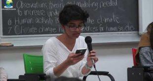 PT2: Amishi Agrawal - Climate Emergency Panel Madrid University pt2