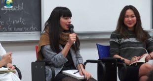 PT3: Fani Tsarousha - Climate Emergency Panel University of Madrid #COP25