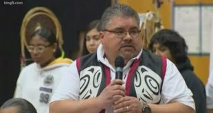Puyallup Tribe declares climate emergency