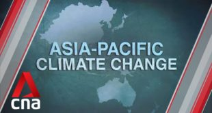 Spotlight on climate change in Asia-Pacific region
