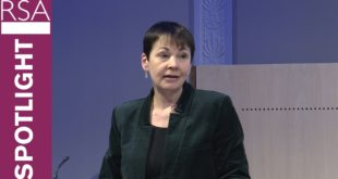 The Crisis of Liberal Democracy in an Age of Climate Emergency with Caroline Lucas