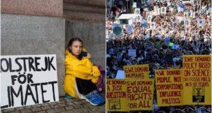 Climate Emergency: Greta Thunberg inspires global citizen fightback