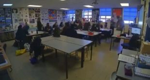 Copthall School Art video Time lapse Climate Emergency project with Studio Bark