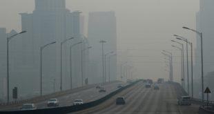Coronavirus cuts China's greenhouse gas emissions by a quarter
