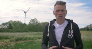 Dale Vince announces climate emergency