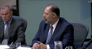 David Kurten asks Sadiq Khan why he doesn't reallocate 50 million pounds into more police officers.