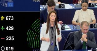 "EU Parliament declares ""climate emergency"" in symbolic move (28th November 2019)"