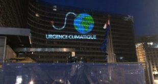 Greenpeace 'climate emergency' summit protest targets European Commission