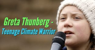 Greta Thunberg - Teenage Climate Warrior | School Strike for Climate on 24 May 2019