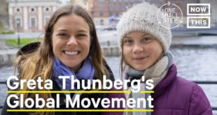 How Greta Thunberg Ignited Climate Strikes Around the World | One Small Step | NowThis