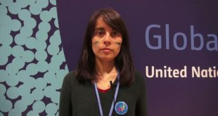 Interview: Angela Valenzuela - #Fridaysforfuture in Chile tackling social + climate emergency