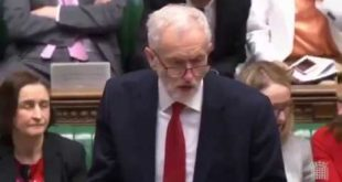Jeremy Corbyn's Call for Climate Emergency which was endorsed by the UK parliament on 1:st of May