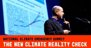 National Climate Emergency Summit | The New Climate Reality Check