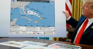 Newly Released Emails Show Fallout From Trump's False Claims About Hurricane Dorian