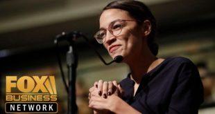 Ocasio-Cortez, Sanders look to declare climate change an emergency