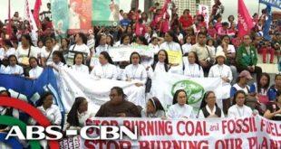 Pagdeklara ng climate emergency ipinanawagan ng mga environmental group | Bandila