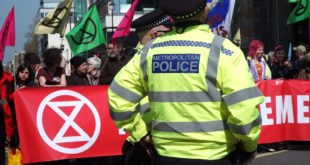 Rebellion forms to face 'climate emergency and ecosystem collapse'