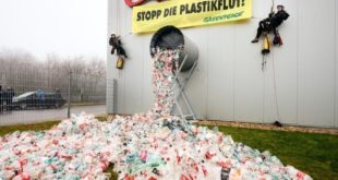 """""""Stop the plastic flood""""!    largest plastic polluter in the world, announced th..."""