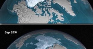 The Earth's climate has changed throughout history. Just in the last 650,000 yea...