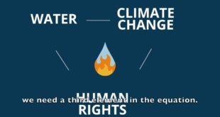 (1/3) World Water Day 2020 - Climate change impact on the human rights to water and sanitation