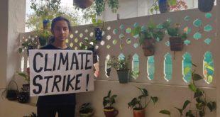 13.03.2020 Day of Revolution  Week 53. . . . . #climatecrisis #climatestrikeonli...