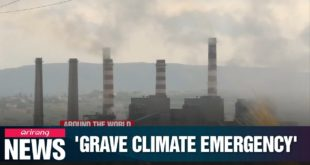 """World facing """"grave climate emergency"""": UN chief"""