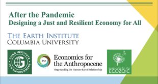 After the Pandemic: Designing a Just and Resilient Economy for All