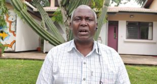 Arusha Minute: Kamese Geoffrey Nansove, Coordinator of CAN East Africa at #CAN2020Arusha
