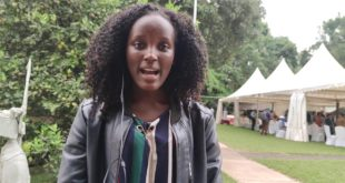 Arusha Minute: Vanessa Nakate, Climate Striker and Founder of Rise Up Movement at #CAN2020Arusha