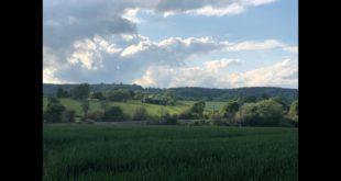 Beautiful Surrey Hills Green Belt UNDER THREAT; Shameful Development AONB Border village Beare Green