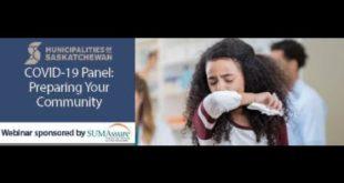 COVID-19 Panel: Preparing Your Community