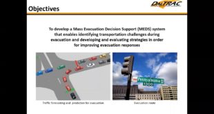 CRCTI CoP - Simulating Traffic Movements for Mass Evacuations (March 16, 2020)