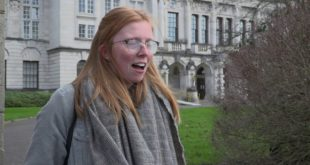Cardiff University declaring climate emergency