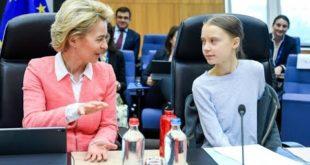 Climate activist Greta Thunberg speaks in EU parliament - watch live