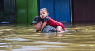 Climate change affects rich and poor unequally. Climate justice redresses the balance