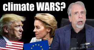 EU plans climate tax war on Trump? | The Mallen Baker Show