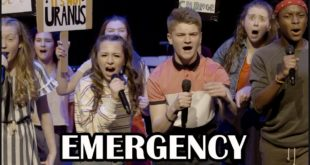 EXCLUSIVE! Climate Change Protests - '#Emergency' - New Musical Theatre Song | Spirit YPC