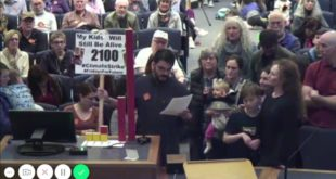 Flagstaff Climate Emergency Declaration - Parents/Grandparents Coalition Statement