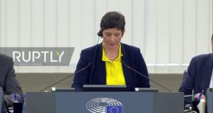 France: European Parliament declares global climate emergency