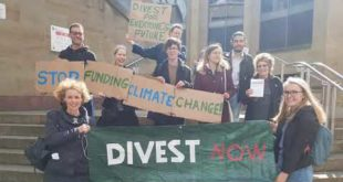 Glasgow City Council pension fund invested over £700m in fossil fuels