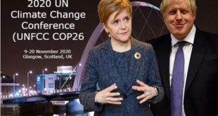 Glasgow council linked pension fund in climate change row