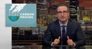 Green New Deal: Last Week Tonight with John Oliver (HBO)