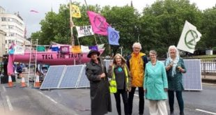 Heatwaves: hallmark of a climate emergency - Molly Scott Cato MEP