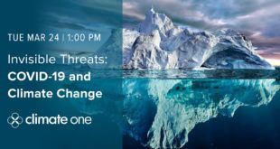 INVISIBLE THREATS: COVID-19 AND CLIMATE CHANGE